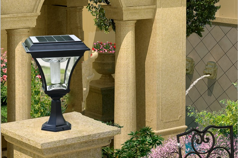 SPL 710 Solar Pillar Lighting