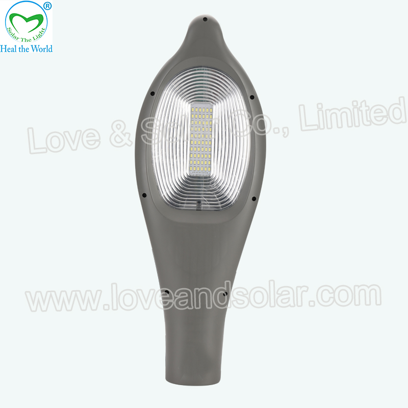 Dolphin Shape Remote Control Solar Street Light
